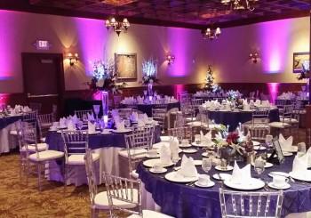 Wedding Decor & Uplighting
