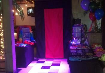 Photobooth Canopy