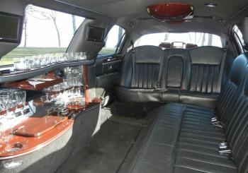 10 Passenger Stretch Town Car